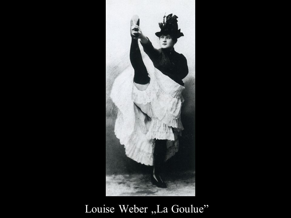 "Louise Weber ""La Goulue"