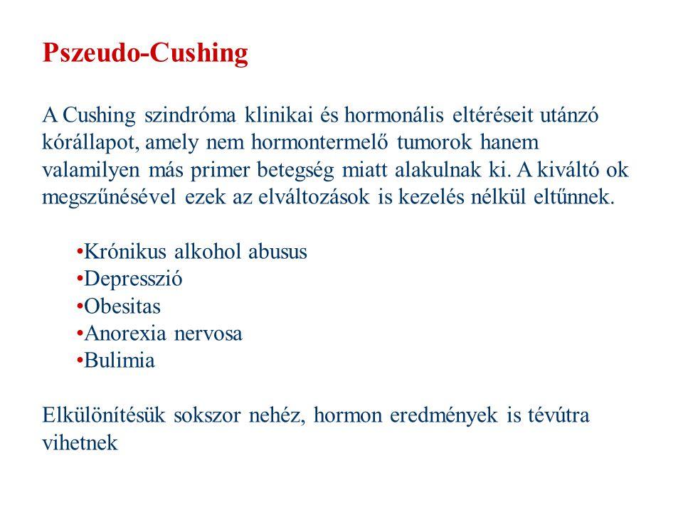 Pszeudo-Cushing