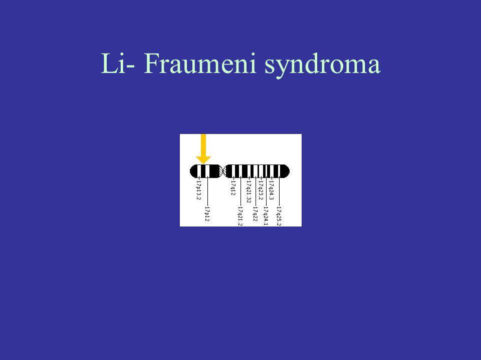 Li- Fraumeni syndroma