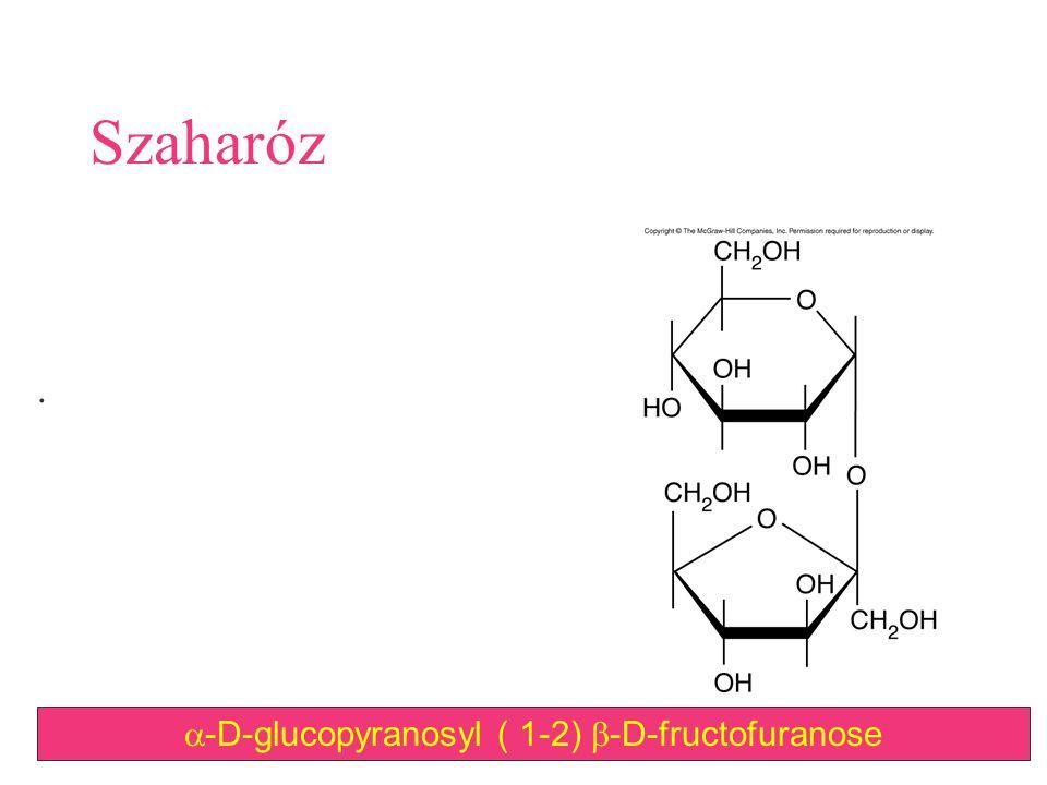 a-D-glucopyranosyl ( 1-2) b-D-fructofuranose