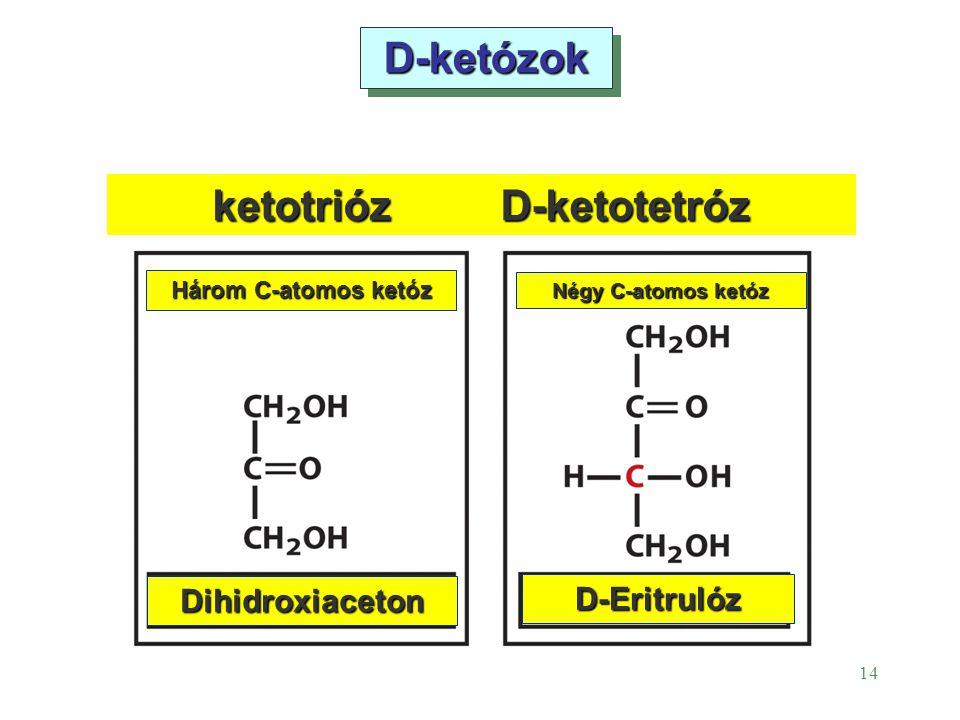 ketotrióz D-ketotetróz