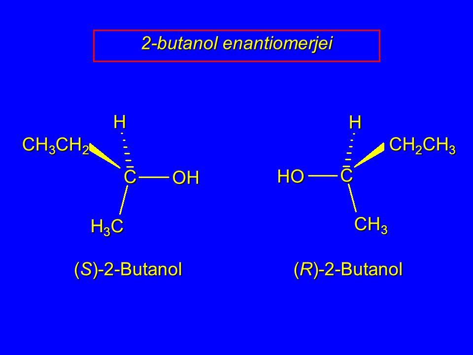 2-butanol enantiomerjei