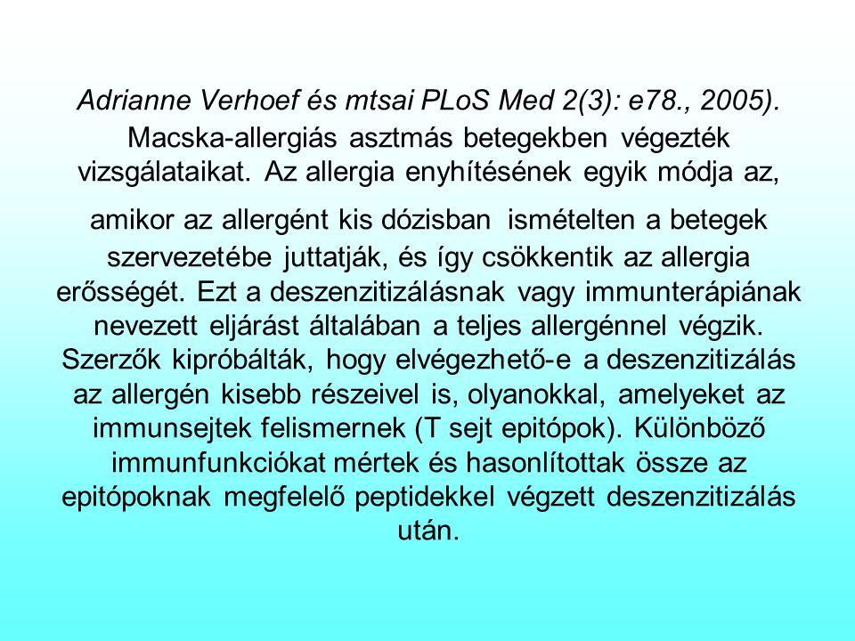 Adrianne Verhoef és mtsai PLoS Med 2(3): e78. , 2005)
