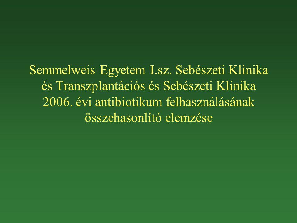 Semmelweis Egyetem I. sz