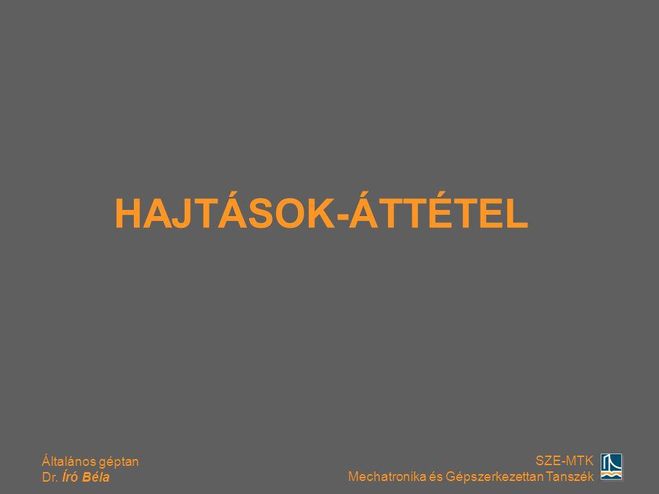 HAJTÁSOK-ÁTTÉTEL