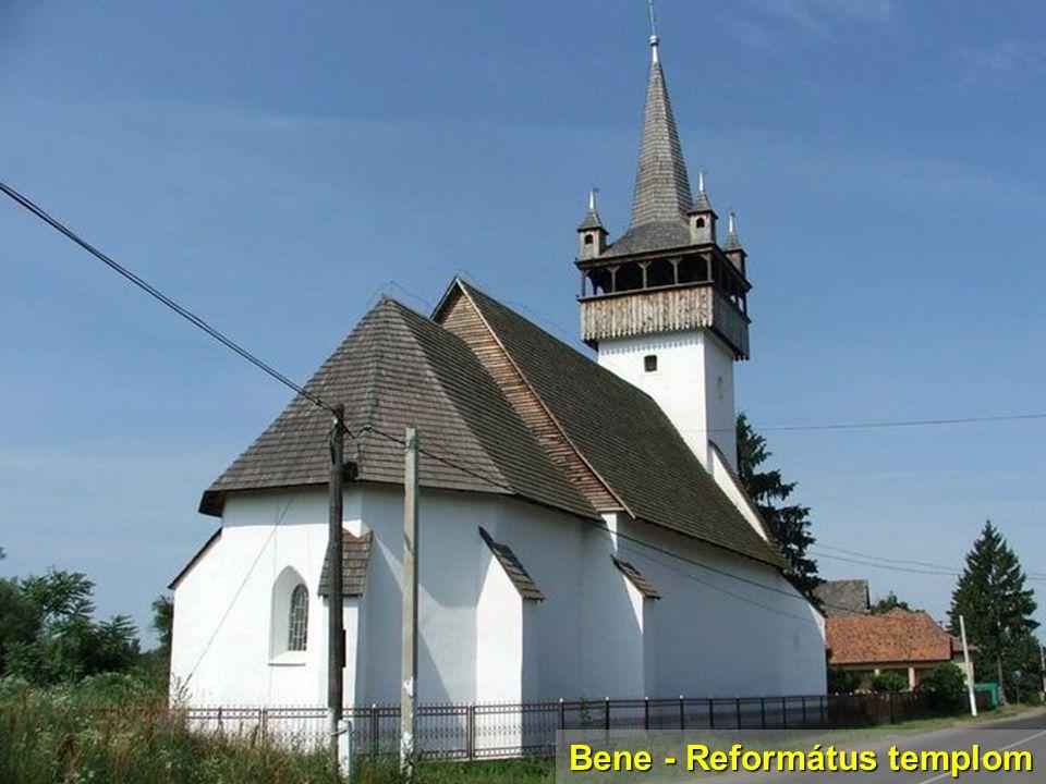 Bene - Református templom