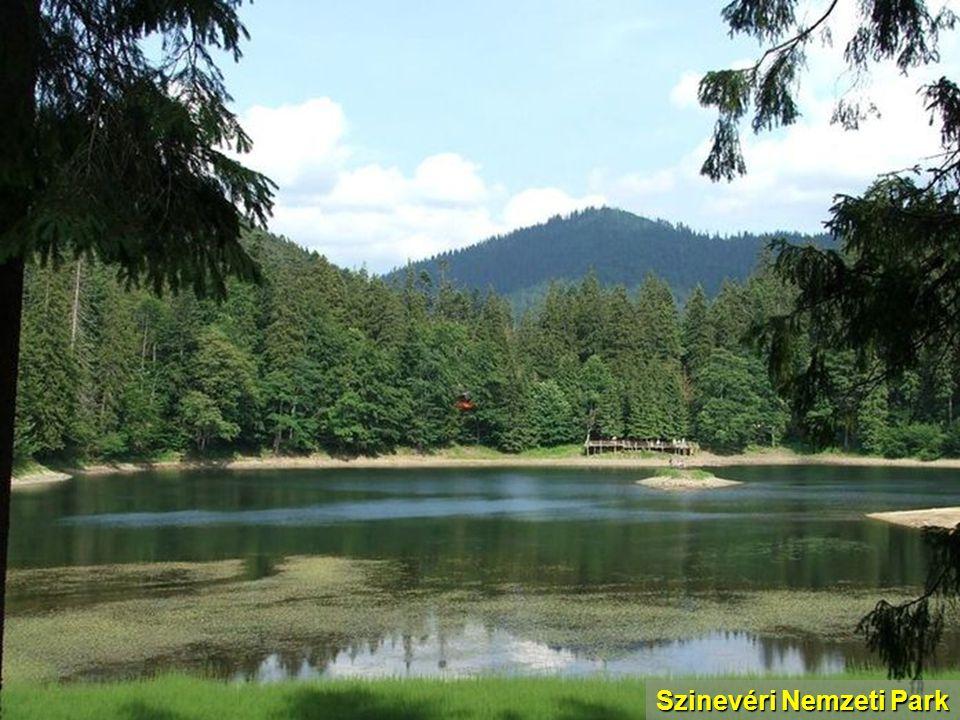 Szinevéri Nemzeti Park