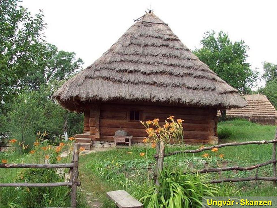 Ungvár - Skanzen