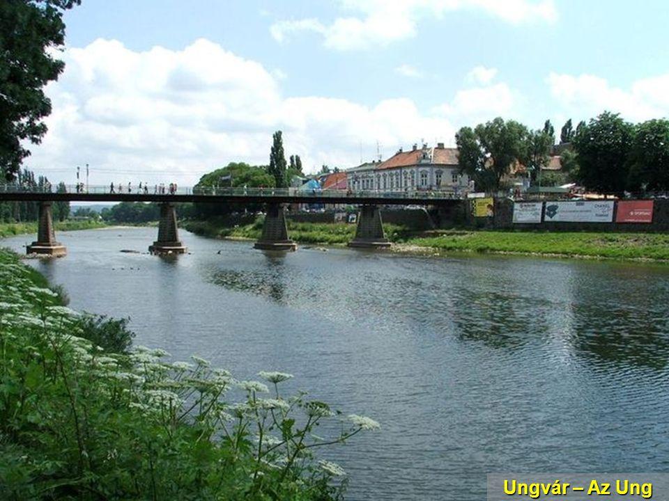 Ungvár – Az Ung