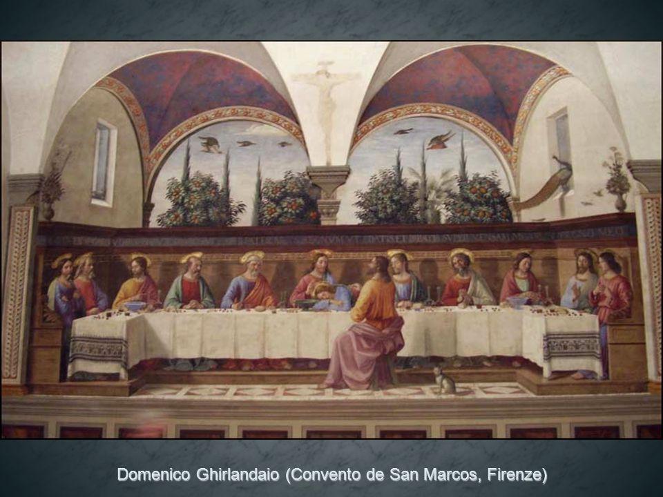 Domenico Ghirlandaio (Convento de San Marcos, Firenze)