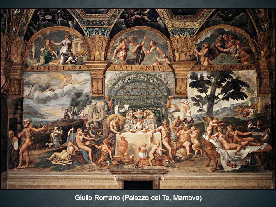 Giulio Romano (Palazzo del Te, Mantova)