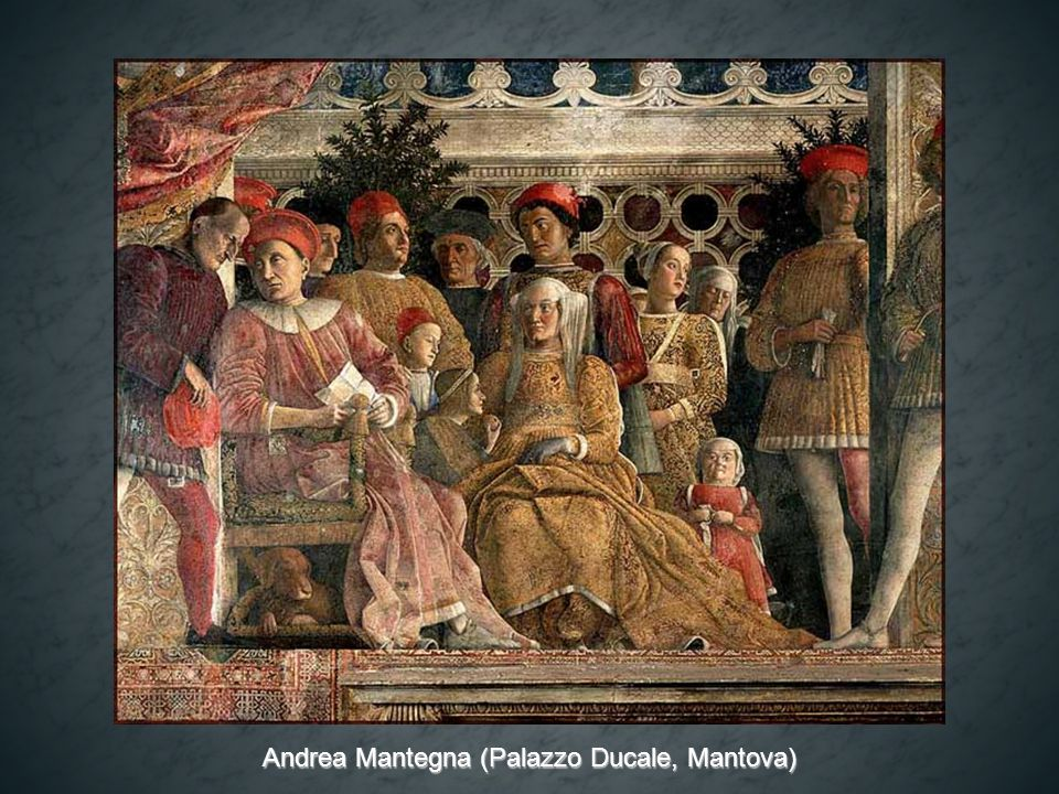 Andrea Mantegna (Palazzo Ducale, Mantova)