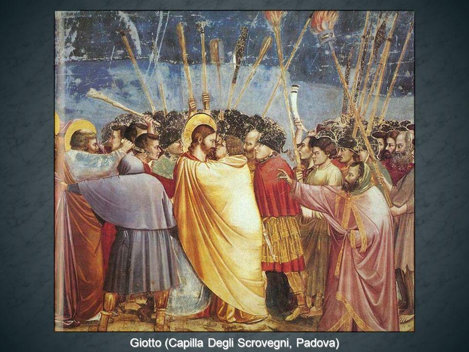 Giotto (Capilla Degli Scrovegni, Padova)
