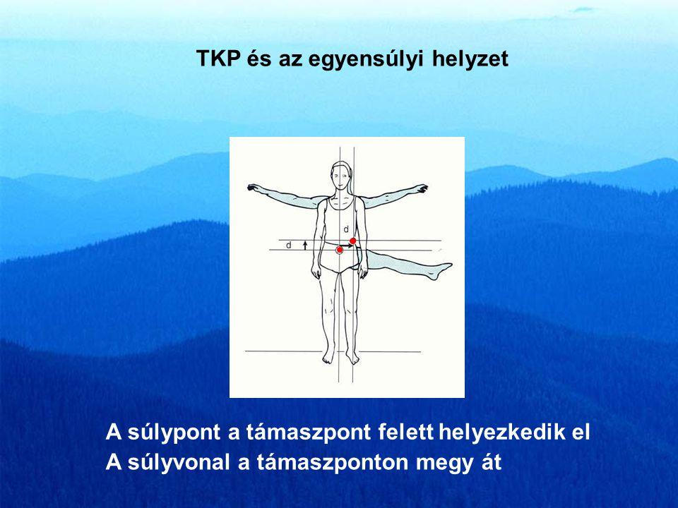 TKP és az egyensúlyi helyzet