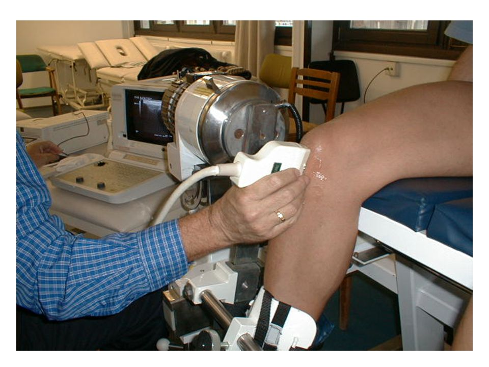 MEASURING THE LENGTH OF PATELLAR TENDON