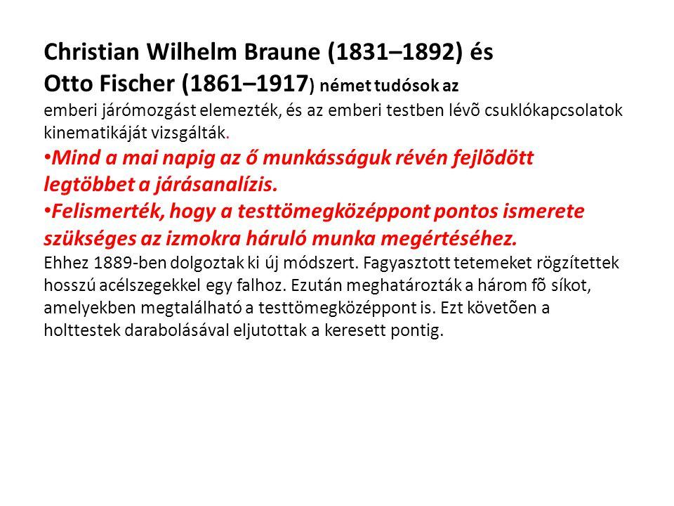 Christian Wilhelm Braune (1831–1892) és