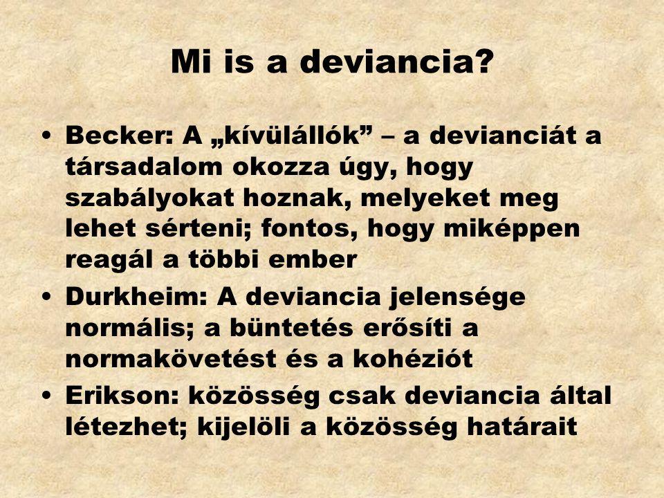 Mi is a deviancia
