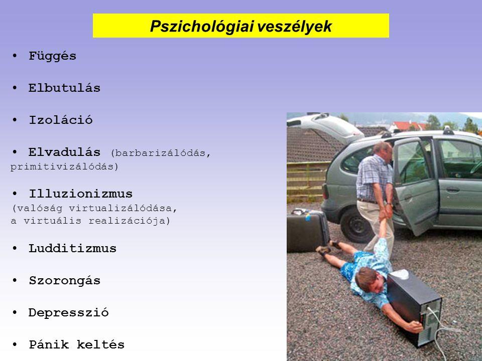 Pszichológiai veszélyek