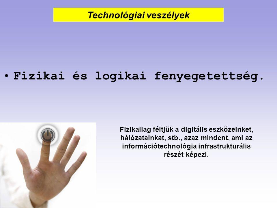 Technológiai veszélyek