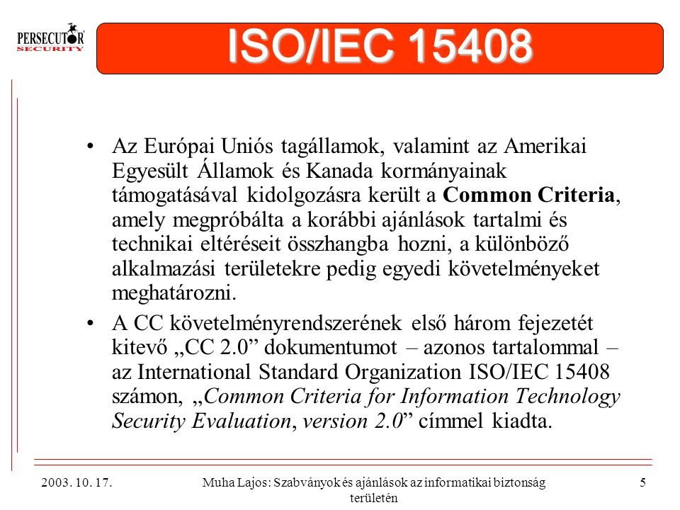 ISO/IEC 15408