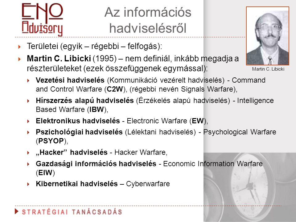 Az információs hadviselésről