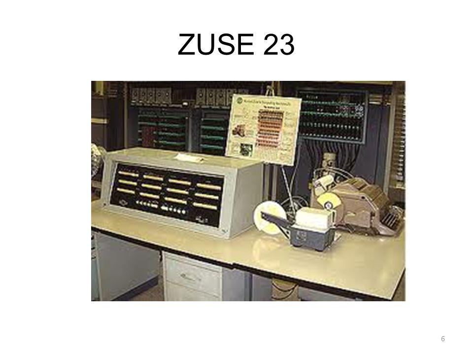ZUSE 23