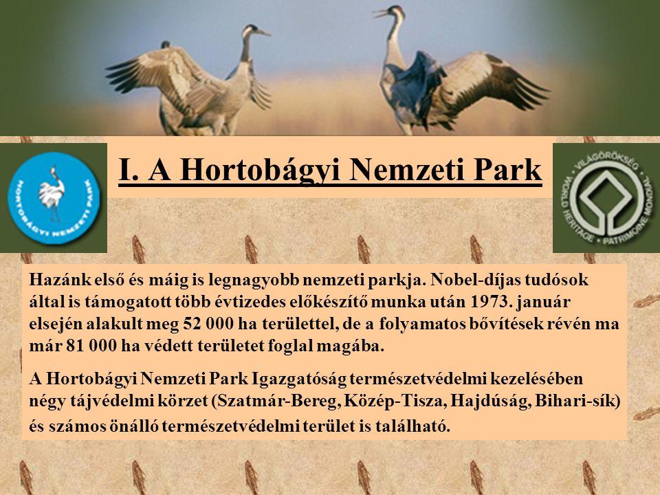 I. A Hortobágyi Nemzeti Park