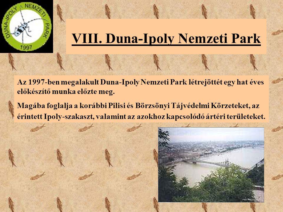 VIII. Duna-Ipoly Nemzeti Park
