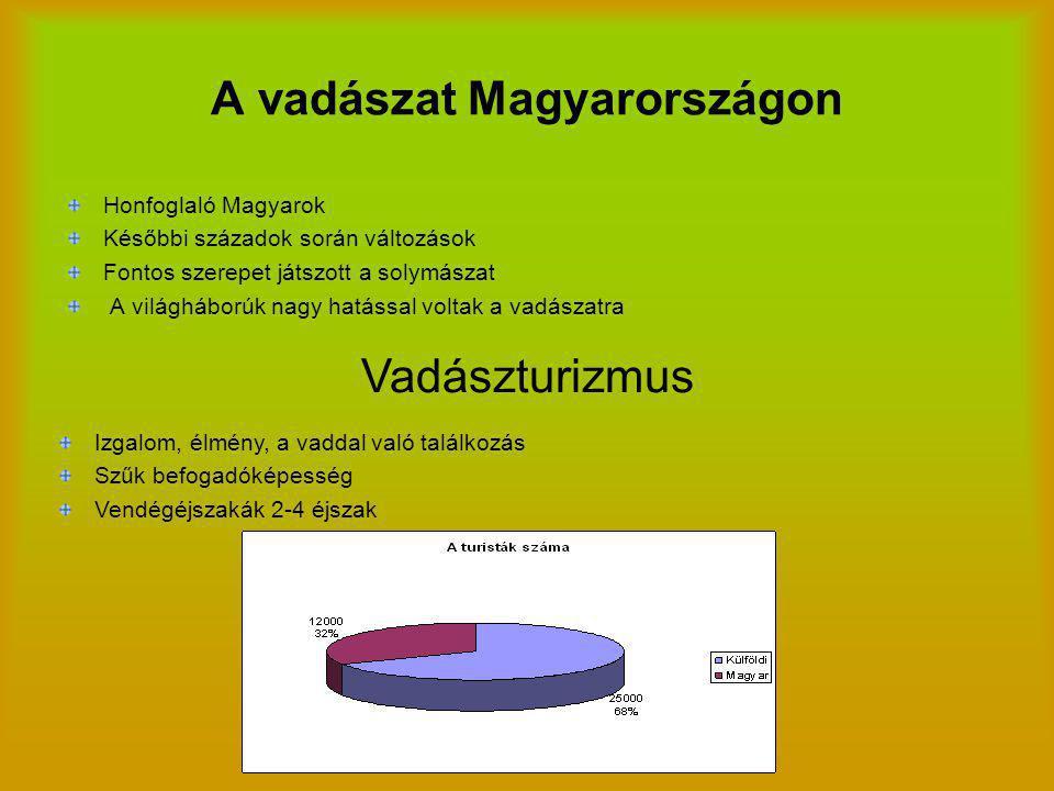 A vadászat Magyarországon