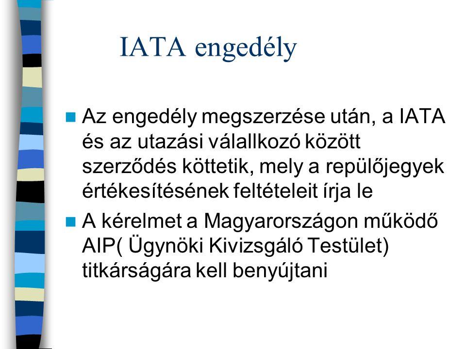 IATA engedély