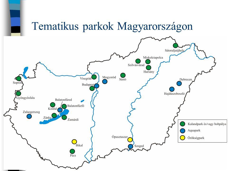 Tematikus parkok Magyarországon