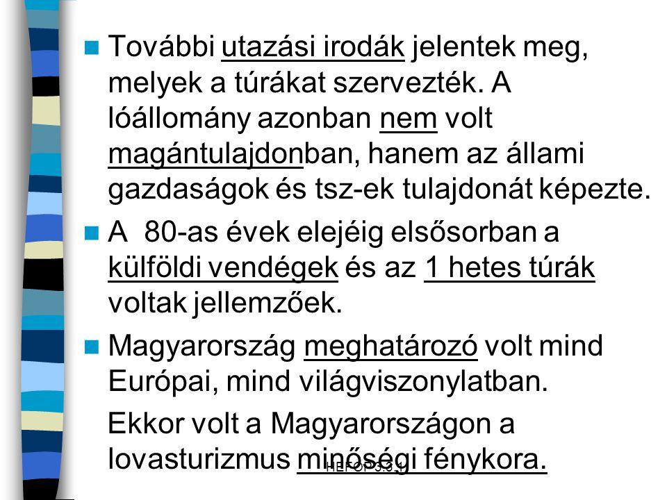 Magyarország meghatározó volt mind Európai, mind világviszonylatban.