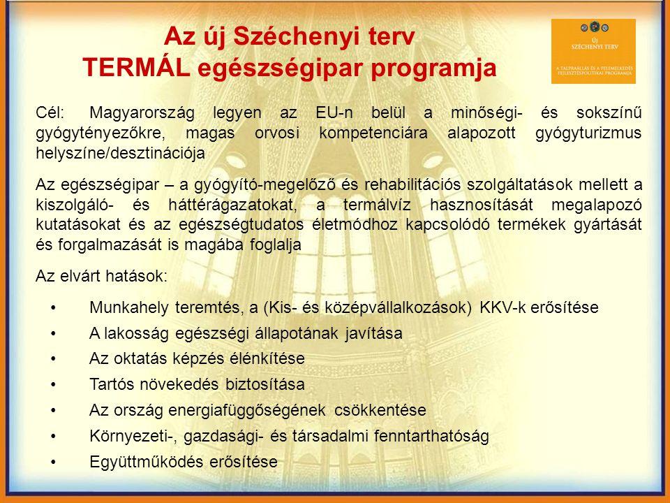 TERMÁL egészségipar programja