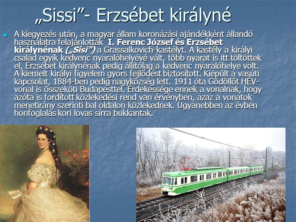 """""""Sissi - Erzsébet királyné"""