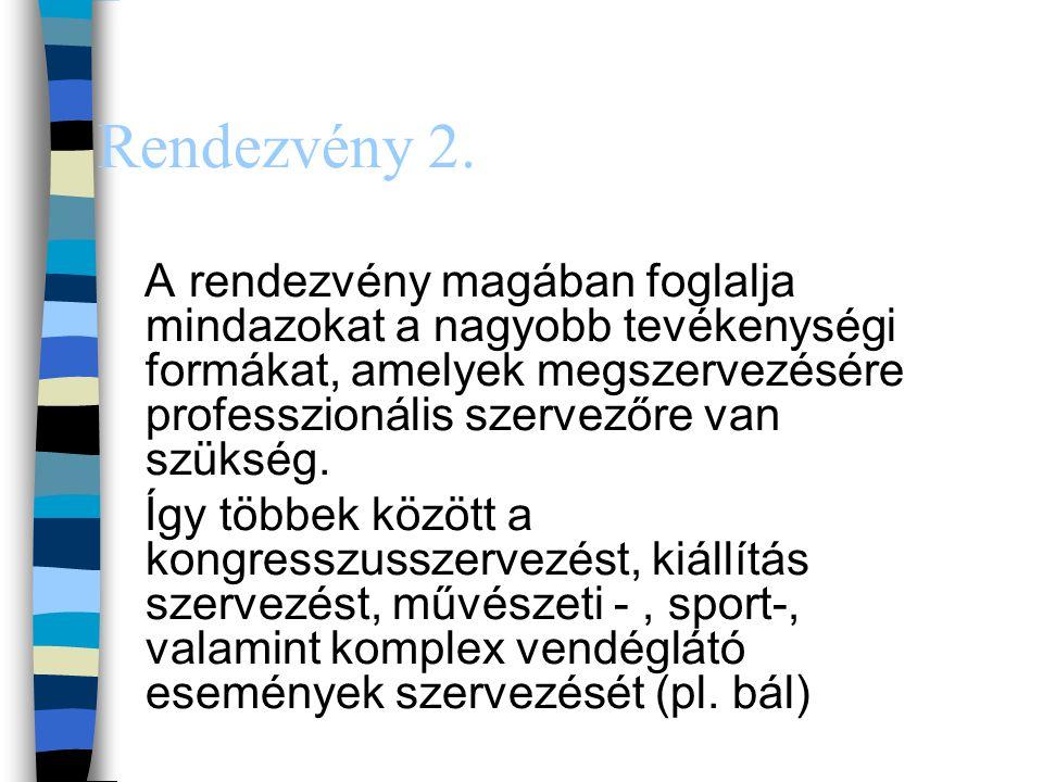 Rendezvény 2.