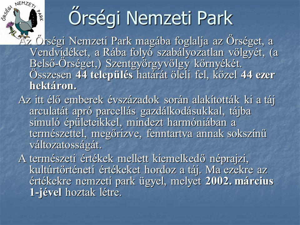 Őrségi Nemzeti Park