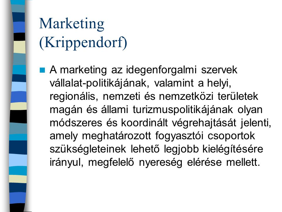 Marketing (Krippendorf)