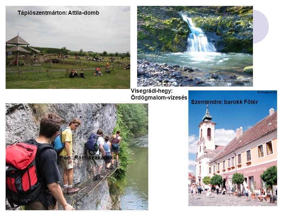 Tápiószentmárton: Attila-domb