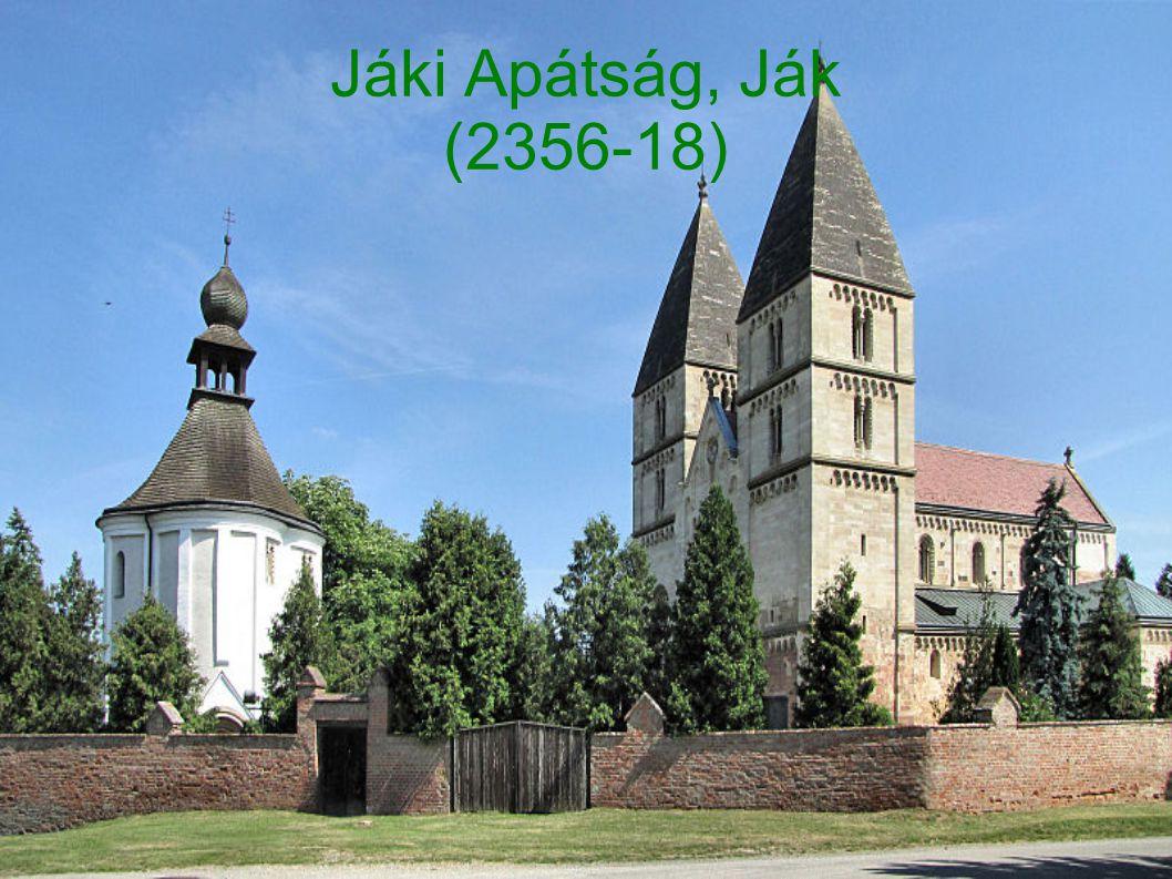 Jáki Apátság, Ják (2356-18)