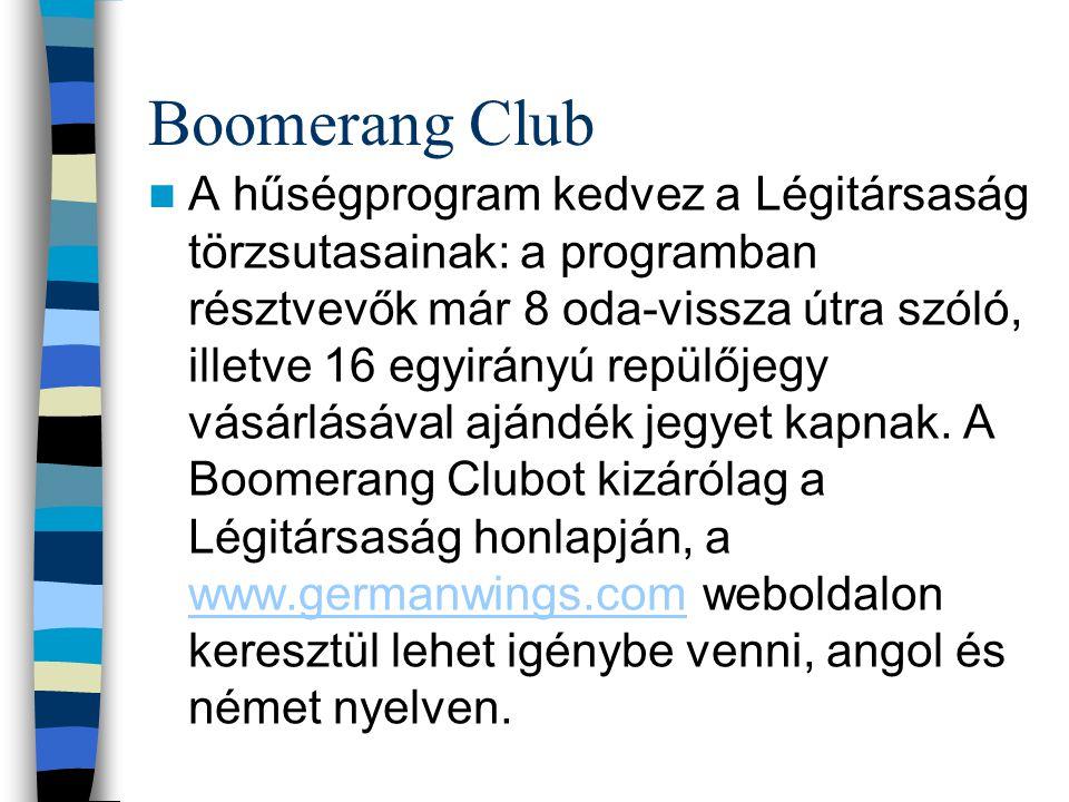 Boomerang Club