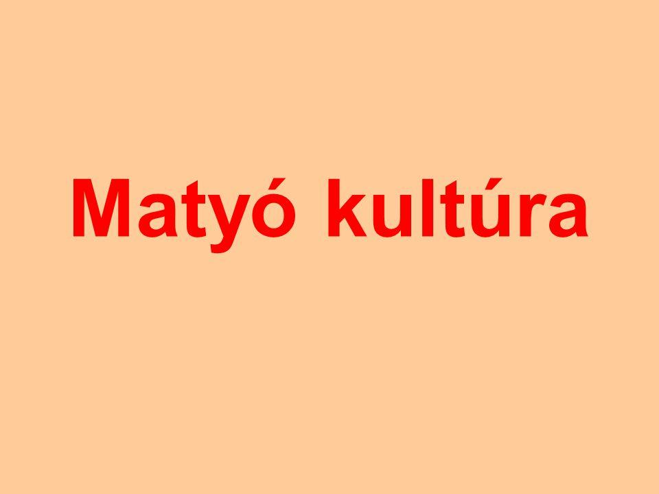 Matyó kultúra