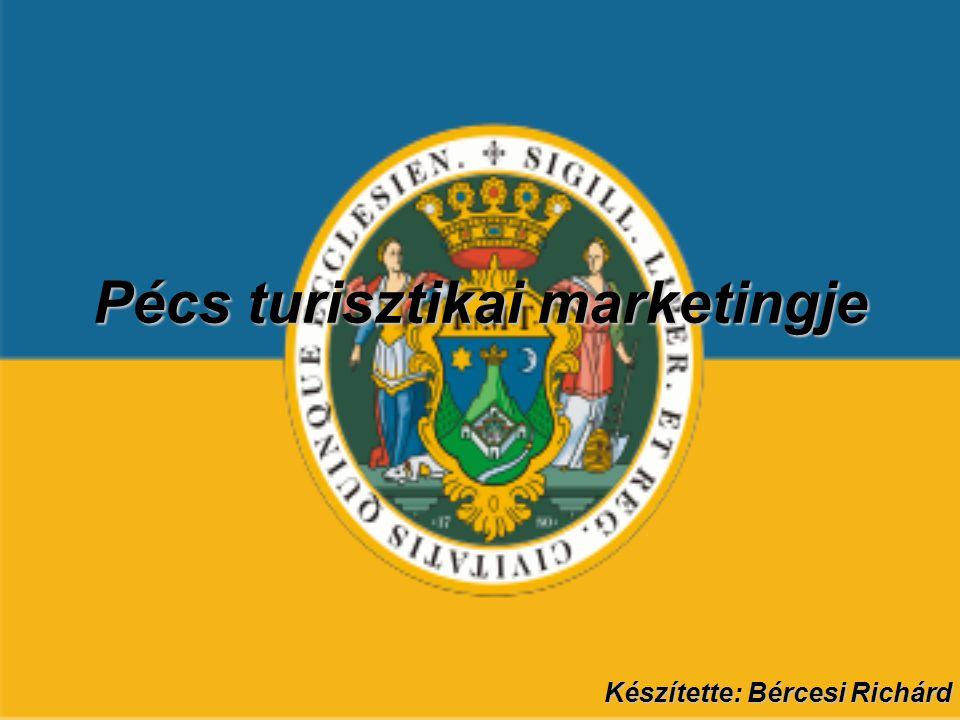 Pécs turisztikai marketingje