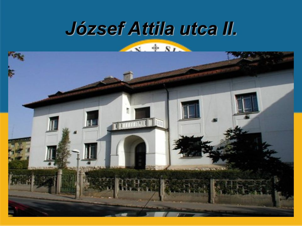 József Attila utca II.