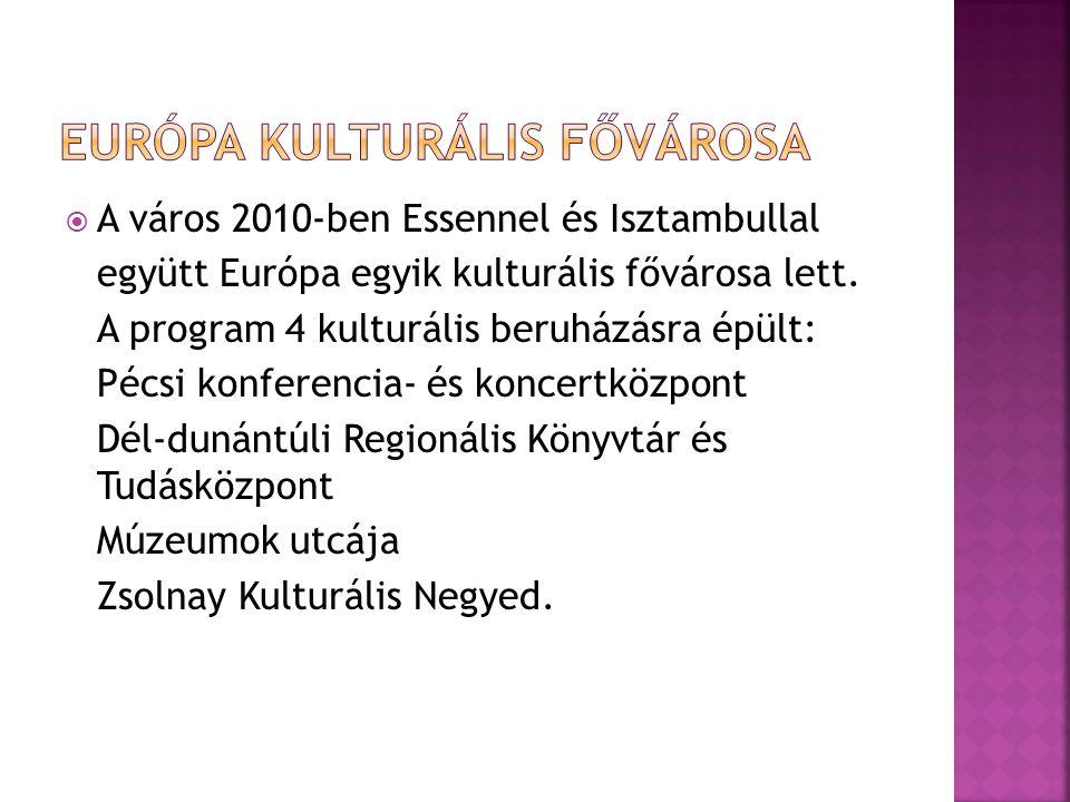 Európa kulturális fővárosa