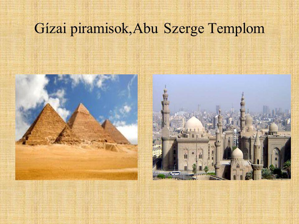 Gízai piramisok,Abu Szerge Templom