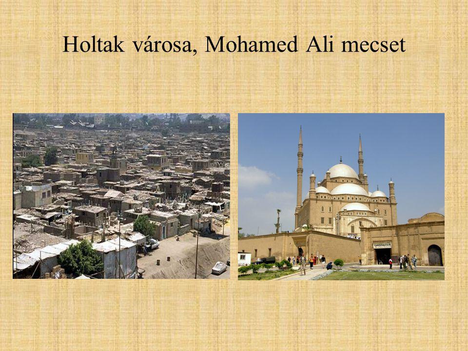 Holtak városa, Mohamed Ali mecset
