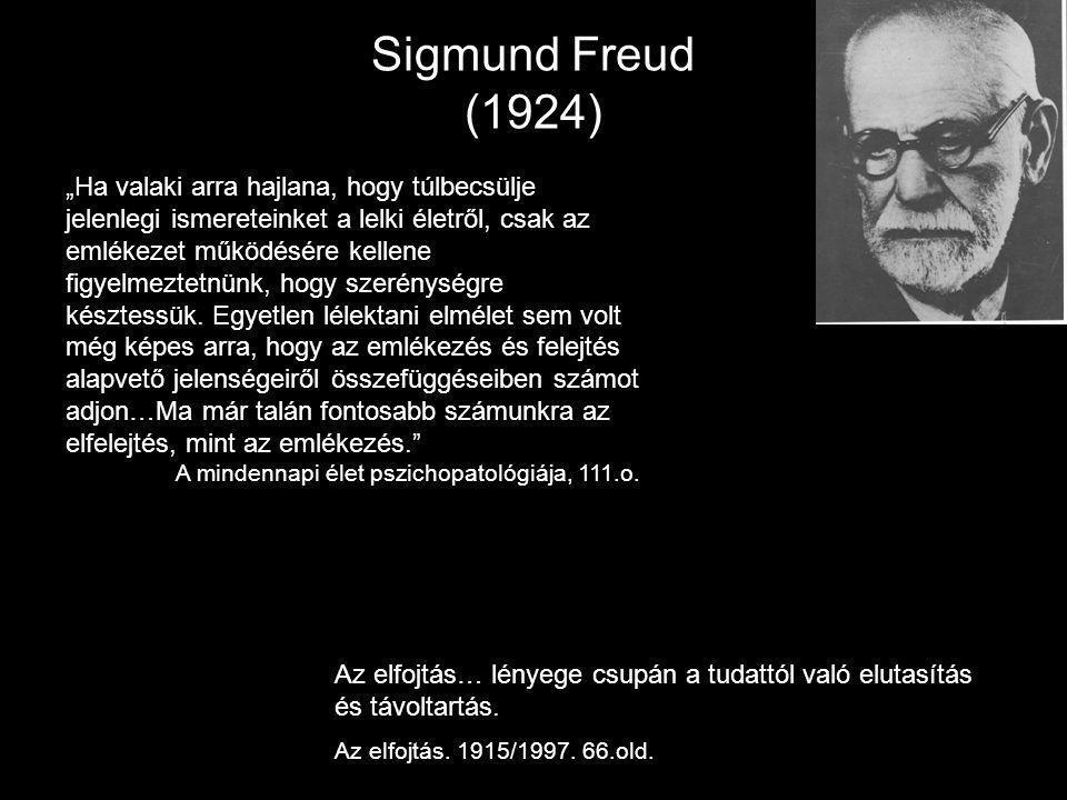 Sigmund Freud (1924)