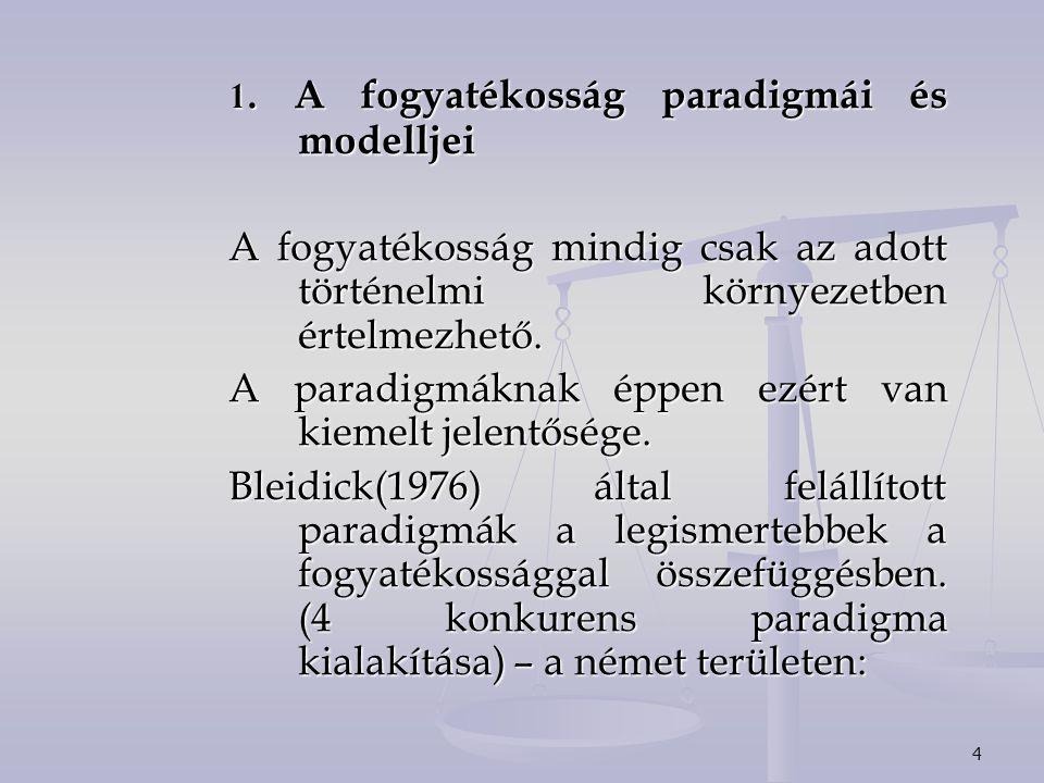 1. A fogyatékosság paradigmái és modelljei