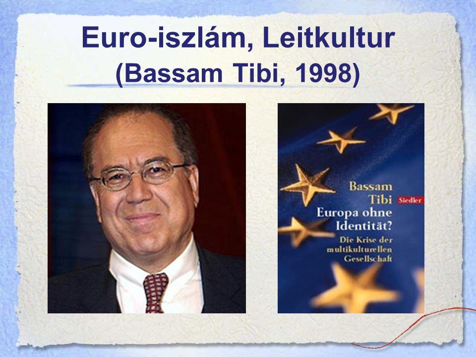 Euro-iszlám, Leitkultur (Bassam Tibi, 1998)