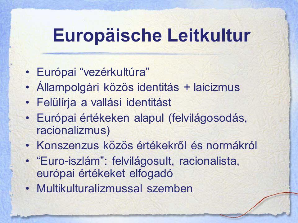 Europäische Leitkultur